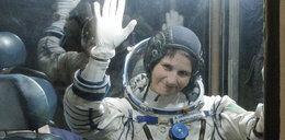 Pierwsza Włoszka poleciała w kosmos!