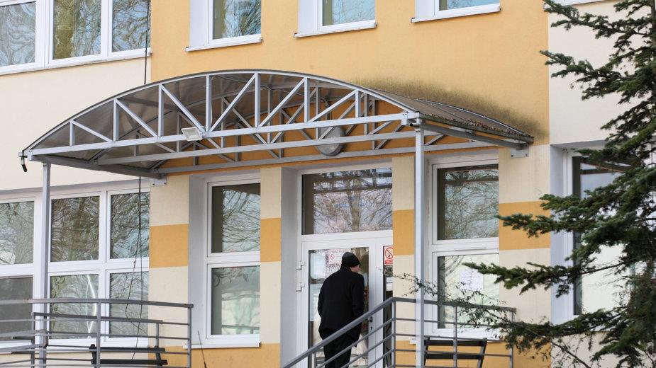 Oddział Chorób Zakaźnych Szpitala Uniwersyteckiego w Zielonej Górze. To tam odnotowano pierwsze zakażenie wirusem SARS-CoV-2 w Polsce