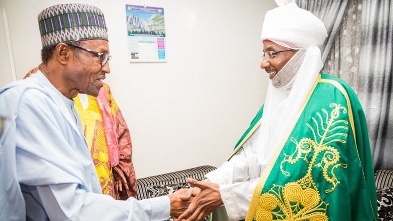 Image result for nigeria heading towards bankruptcy – Emir Sanusi tells Buhari what to do