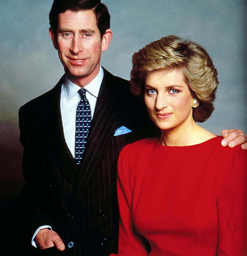 Książę Karol i Diana, księżna Walii
