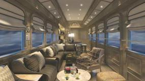 Na tory Ameryki Południowej wyjedzie pierwszy luksusowy pociąg-hotel