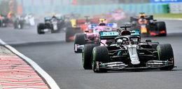 Lewis Hamilton najszybszy w Belgii. Brytyjczyk zbliża siędo Schumachera