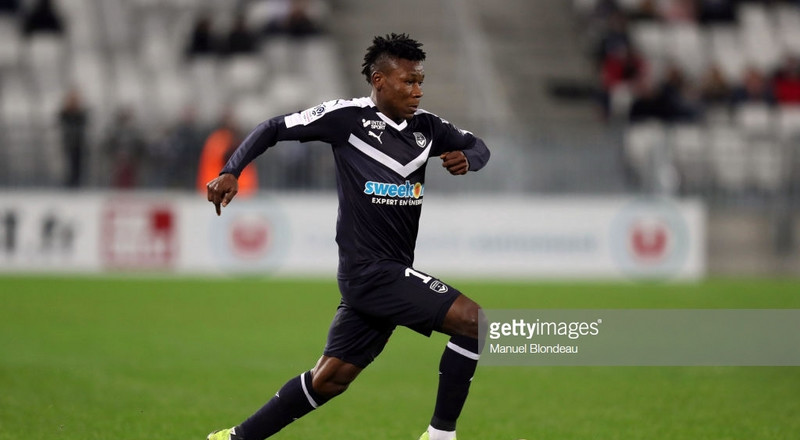 Super Eagles star Samuel Kalu wants Premier League move