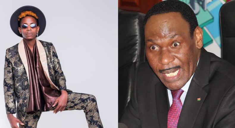 This is what Ksh 3M looks like- Eric Omondi fires back at Ezekiel Mutua
