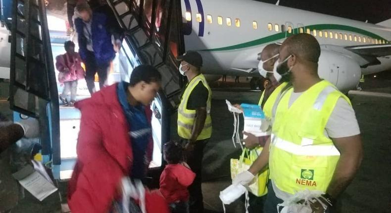 Edo receives 5,619 Libya returnees in 4 years. [NAN]