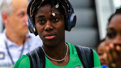 Asisat Oshoala and 2 other Super Falcons stars nominated for 2019 African Women's Player of the Year award