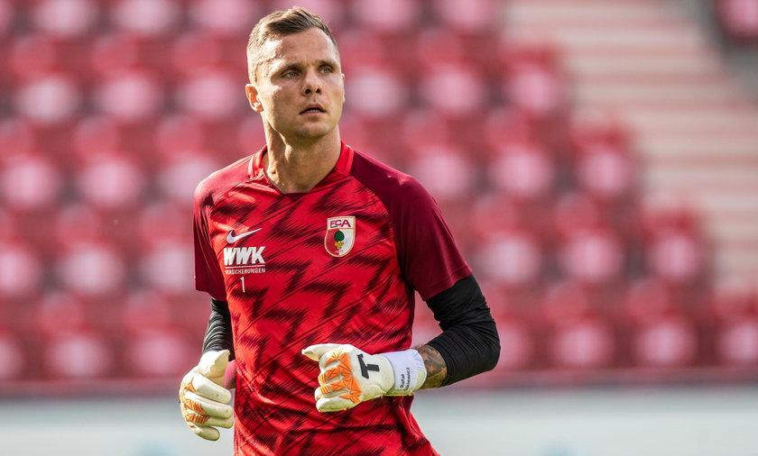 Rafał Gikiewicz zatrzymał Borussię Dortmund
