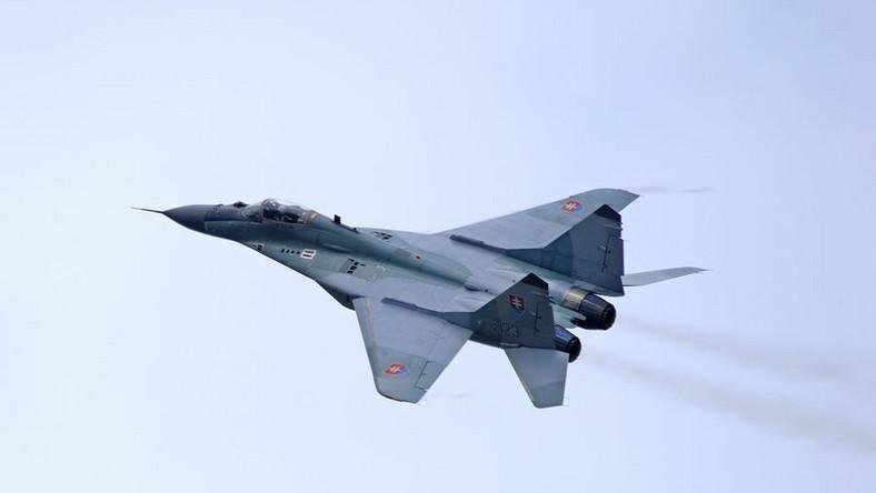 Loty MiGów-29 wstrzymane