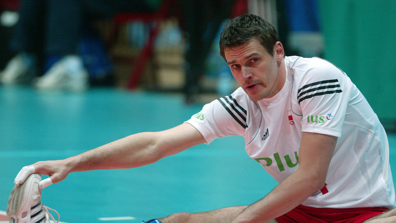 Daniel Pliński obiecuje dobrą formę siatkarzy w Pekinie