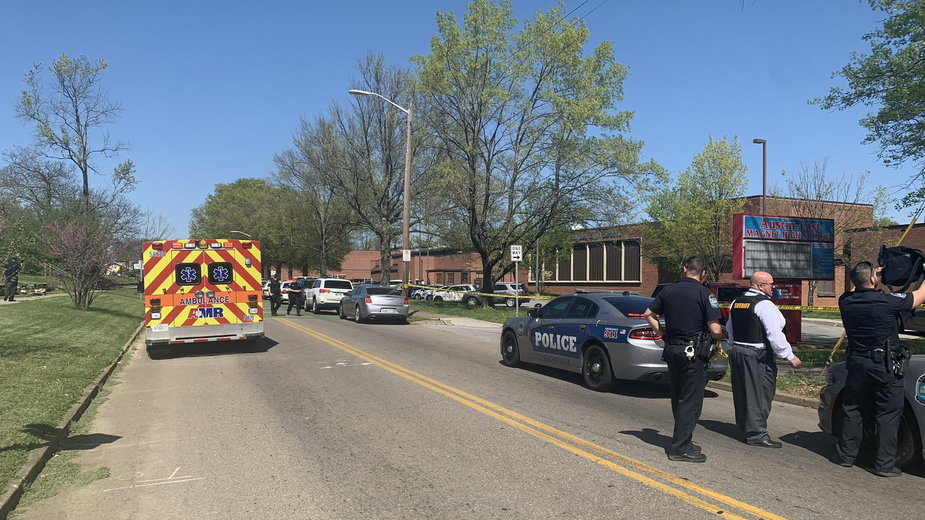 USA: w szkole w Knoxville w stanie Tennessee doszło do strzelaniny