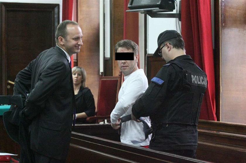 Sędzia chwali gangstera i daje mu tylko 5 lat!