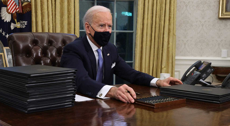 Biden reopens door for Nigerians to apply for US green card again, reversing Trump's ban