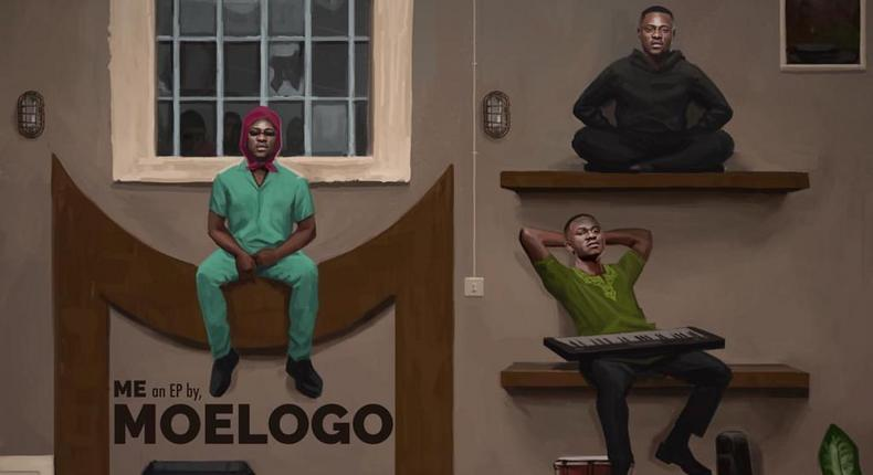 Moelogo out with new 'ME.' EP