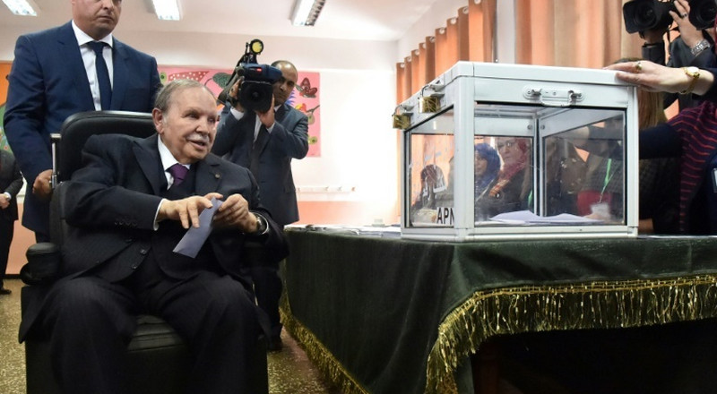Algeria's Bouteflika languishes at home a year after his fall