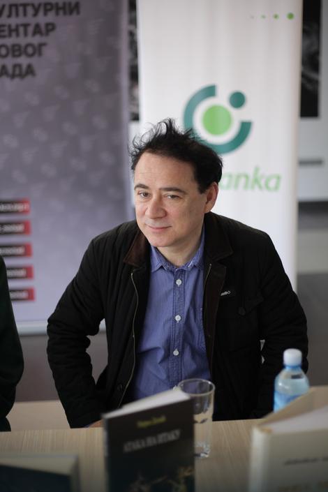 Nenad Šaponja, predsednik Organizacionog odbora Festivala
