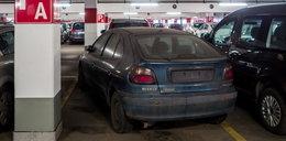 Za parking zapłaci więcej niż kosztuje auto?
