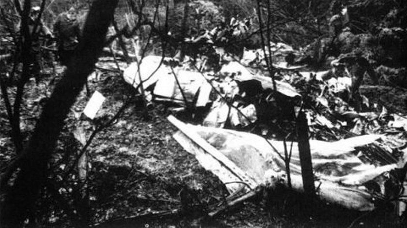 Rocznica katastrofy śmigłowca 997 w Cisnej