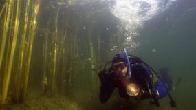 Gdzie nurkować w Polsce - miejscówek nie brakuje