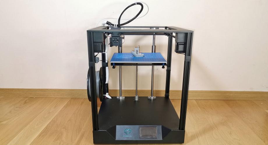 3D-Drucker Sapphire Pro im Test: Nix für Einsteiger
