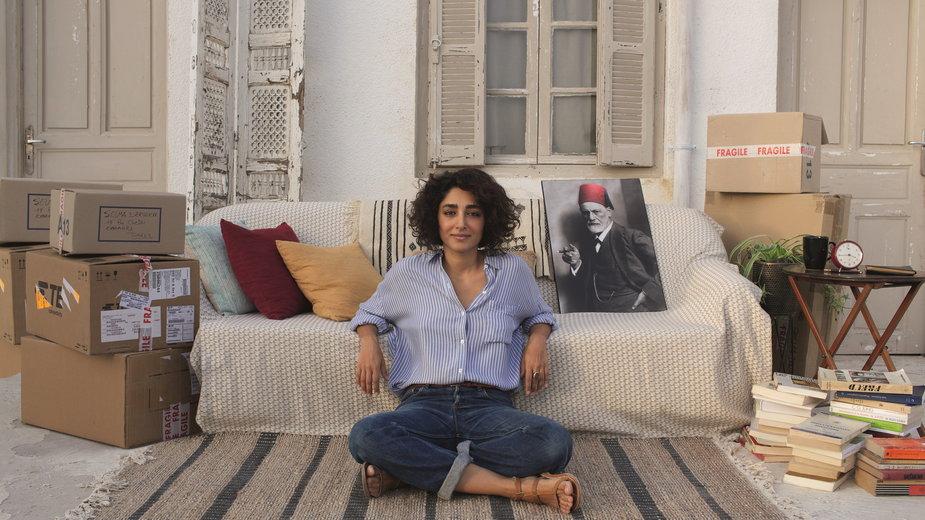 """Selma Derwich w filmie """"Arab Blues"""""""