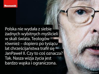 Zbigniew Mikołejko O Polsce I Polakach Czytaj W Najnowszym