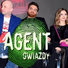 """Peja, Wróblewska i pozostali uczestnicy """"Agenta"""" promują nowy sezon. Kinga Rusin zaskoczyła wyglądem"""