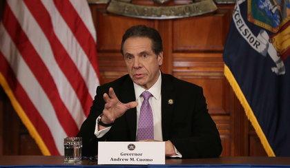 Gubernator Nowego Jorku oskarżany o molestowanie seksualne