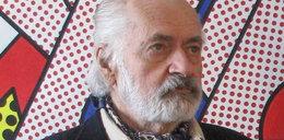 Zmarł znany polski artysta. Rodzina nie ma pieniędzy na pogrzeb
