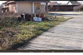 Veliko selo, Obrenovac, Otpad