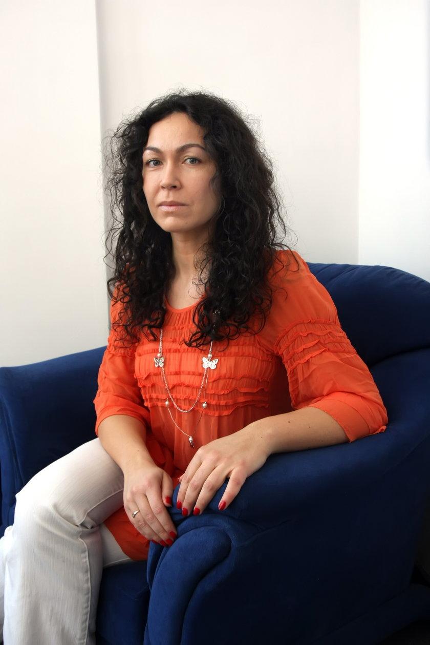 Magdalena Kubica z Gabinetu Psychologa w Krakowie