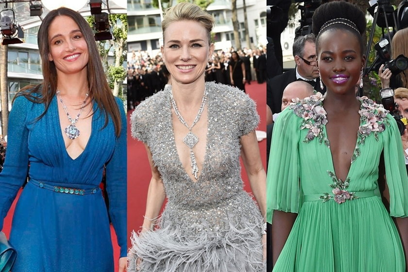 Marie Gillain, Naomi Watts, Lupita Nyongo