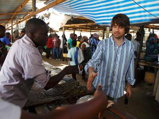 Portuguese citizens seek job opportunities in the former colony Mozambique