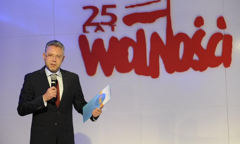 Dariusz Prosiecki odszedł z TVN po 17 latach pracy.