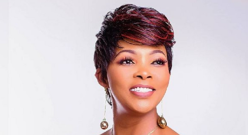 Gospel singer Janet Otieno in Mourning