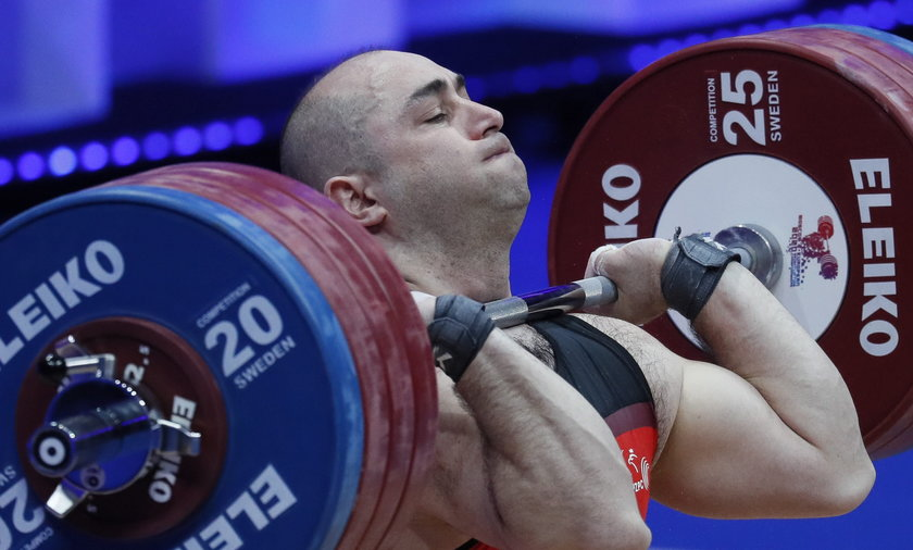 2021 EWF European Weightlifting Championships