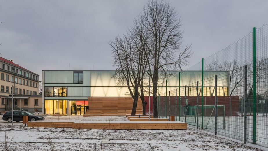 Najpiękniejsza w Polsce? Szkolna hala sportowa od pracowni eM4