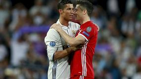 Robert Lewandowski motywuje Cristiano Ronaldo do ciężkiej pracy