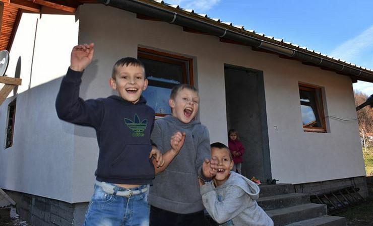 Porodica Miljic Teslic Humanitarna organizacija Srbi za Srbe