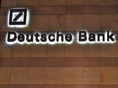 Deutsche Bank spekulował na rynku obligacji we Włoszech?