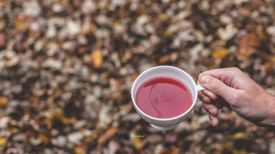 co pić jesienia