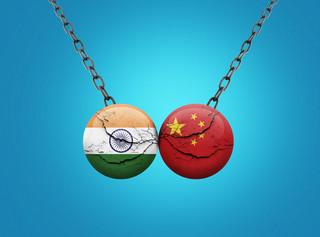 Indyjsko-chińska wojna na aplikacje mobilne