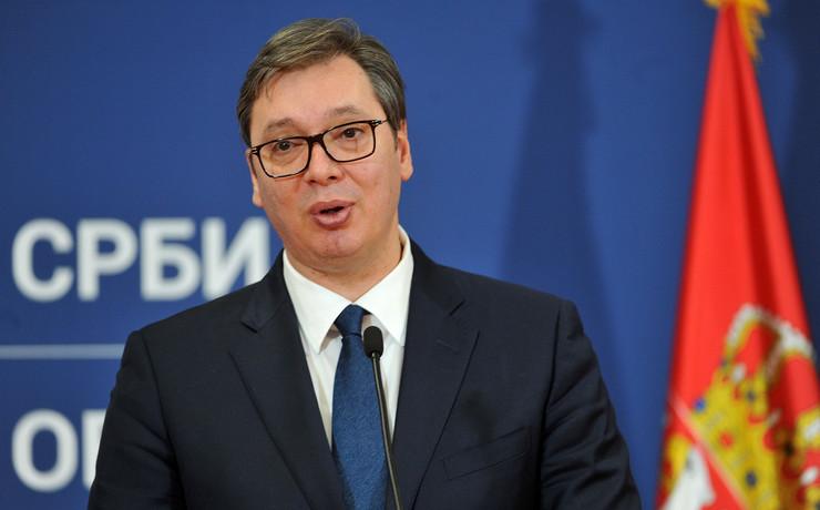 Vučić na Minhenskoj bezbednosnoj konferenciji