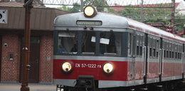 Śmierć na torach! Pociągi stały w Gdańsku