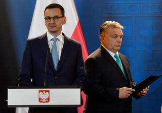 Orban po rozmowie z Morawieckim: Nie ściągajmy migrantów. Pomagajmy tam, gdzie jest to potrzebne
