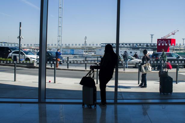 Lotnisko Orly, Paryż, Francja
