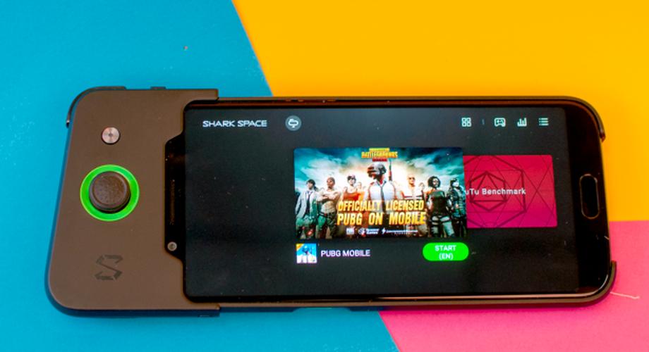 Xiaomi Black Shark im Test: Smartphone mit Gamepad
