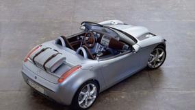 Klasa A w wersji roadster