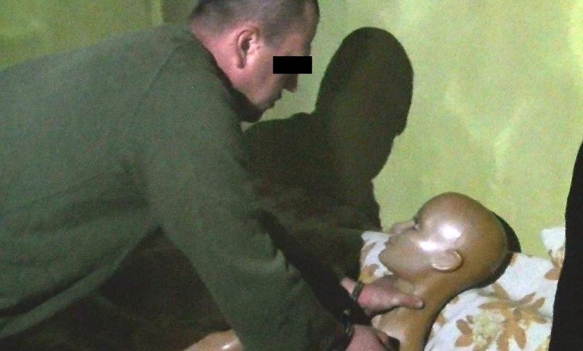Morderstwo w Chocianowie. Kanibal z Chocianowa zabijał już wcześniej
