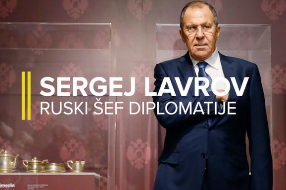 """GOSPODIN """"NJET"""" Ko je Sergej Lavrov, treći čovek Rusije popularan KAO PUTIN (VIDEO)"""