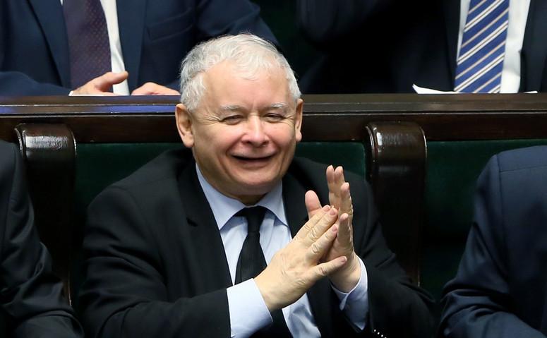 Co Tak Rozśmieszyło Kaczyńskiego W Sejmie Nie Umiesz Gołą